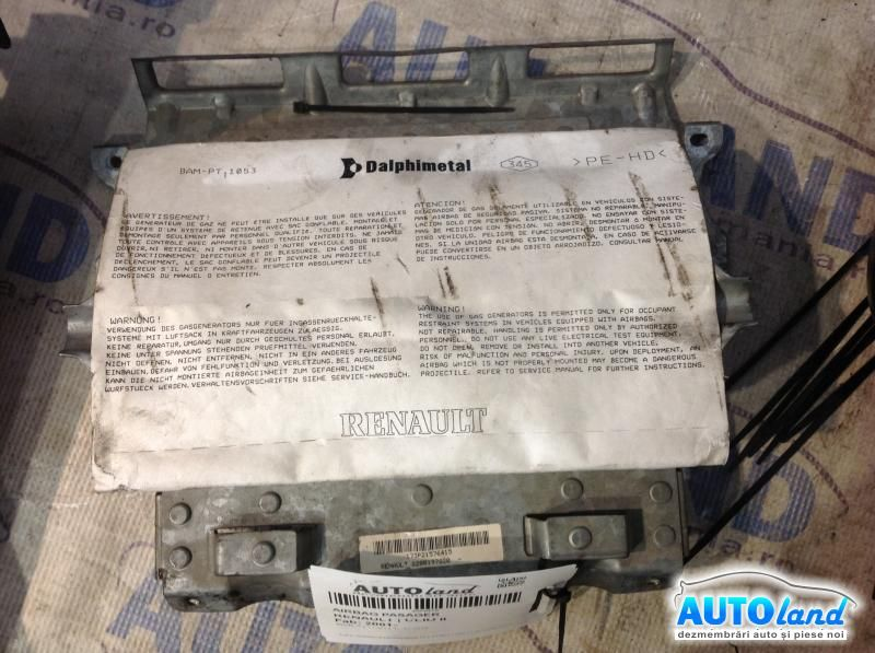 Airbag Pasager RENAULT CLIO II 2001-2019