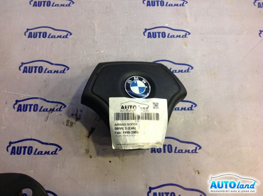 Airbag Sofer BMW 3 (E46) 1998-2005