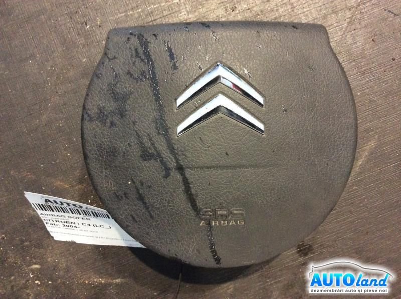 Airbag Sofer CITROEN C4 (LC_) 2004-2019