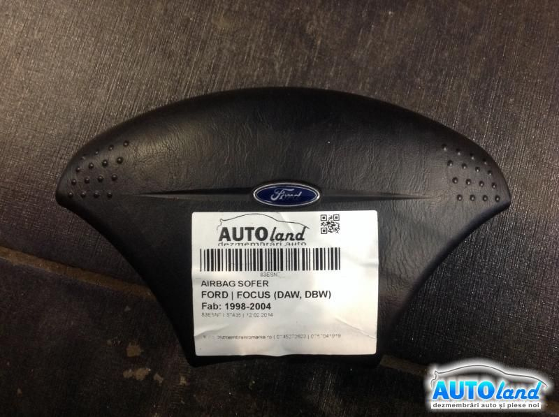 Airbag Sofer FORD FOCUS (DAW,DBW) 1998-2001