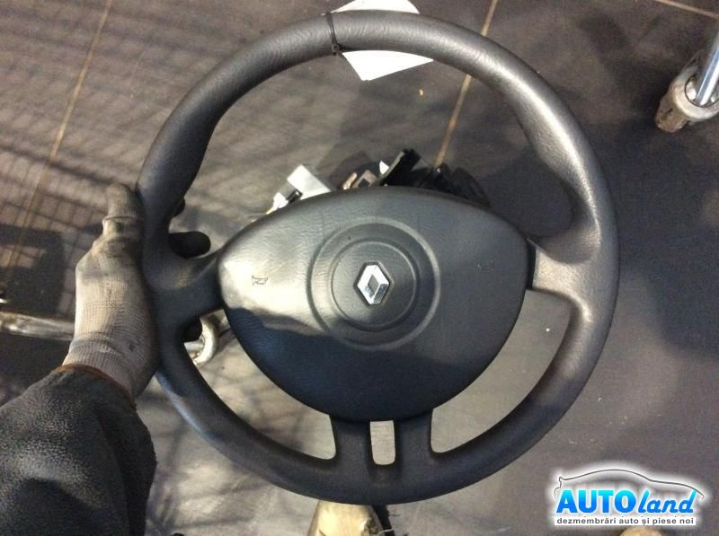 Airbag Sofer RENAULT CLIO III (BR0/1,CR0/1) 2005-2018