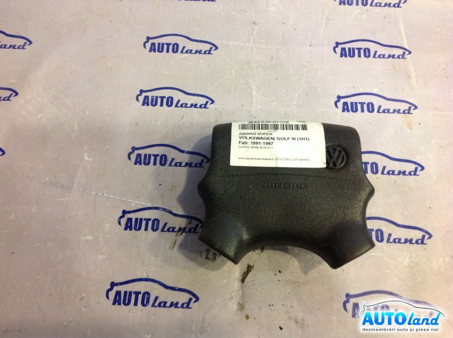 Airbag Sofer VOLKSWAGEN GOLF III (1H1) 1991-1997