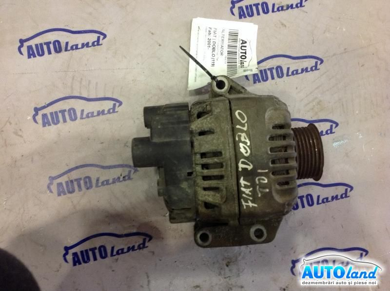 FIAT PANDA PUNTO IDEA 1.3 JTD MULTIJET DIESEL BRAND NEW ALTERNATOR 03/>on