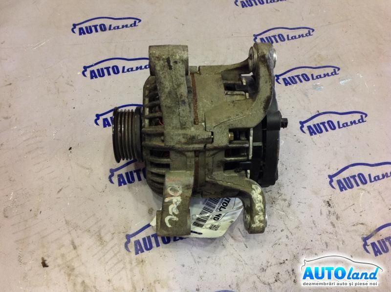 Alternator OPEL ASTRA H 2004-2018 Cod 0124225041