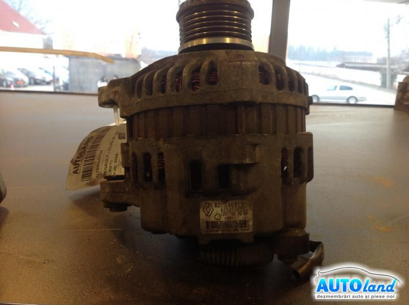 Alternator RENAULT CLIO III (BR0/1,CR0/1) 2005-2019 Cod 8200468131