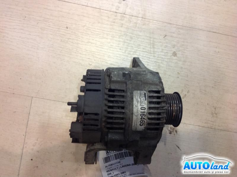 Alternator RENAULT LAGUNA I (B56_,556_) 1993-2001 Cod 016465