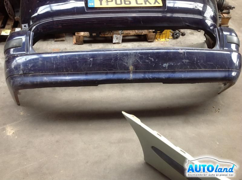Bara Protectie Spate FORD GALAXY (WGR) 2000-2006