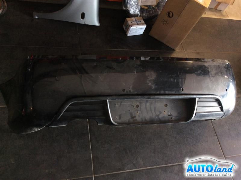Bara Protectie Spate PEUGEOT 407 cupe (6C_) 2005-2018