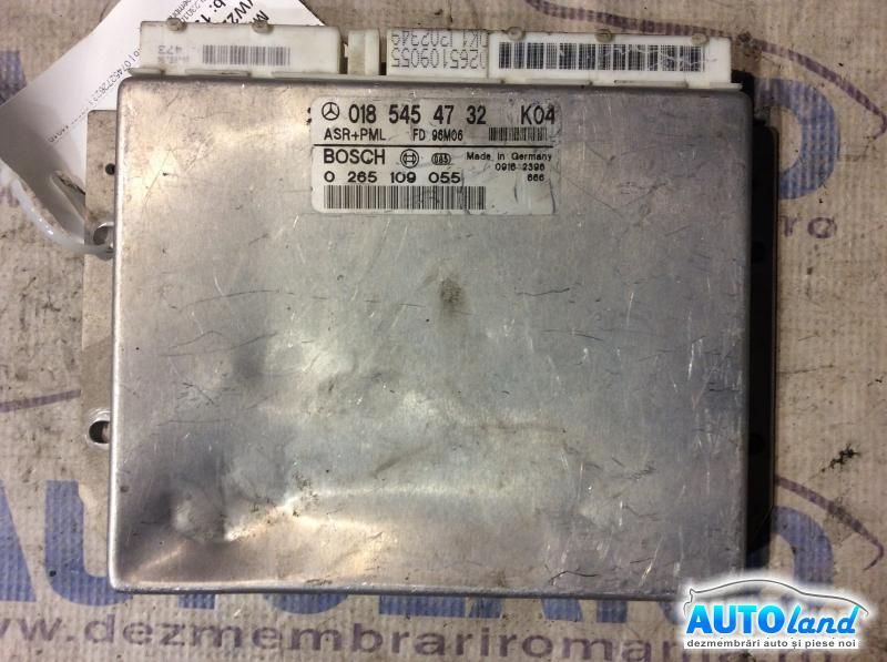 Calculator ABS MERCEDES-BENZ S-CLASS (W220) 1998-2005 Cod 0185454732