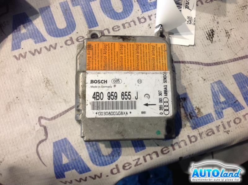 Calculator Airbag AUDI A6 (4B,C5) 1997-2005 Cod 4B0959655J