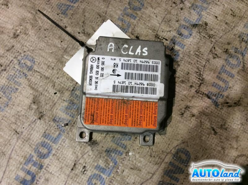 Calculator Airbag MERCEDES-BENZ A-CLASS (W168) 1997-2004 Cod 0285001222
