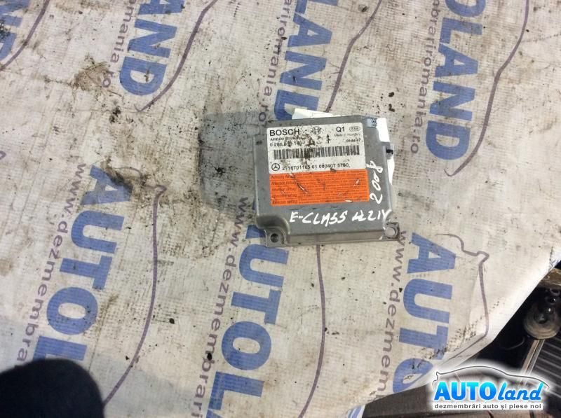 Calculator Airbag MERCEDES-BENZ E-CLASS (W211) 2002-2008 Cod 2118701185