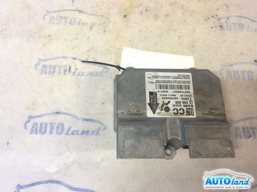 Calculator Airbag OPEL CORSA D 2006-2018 Cod 13256905