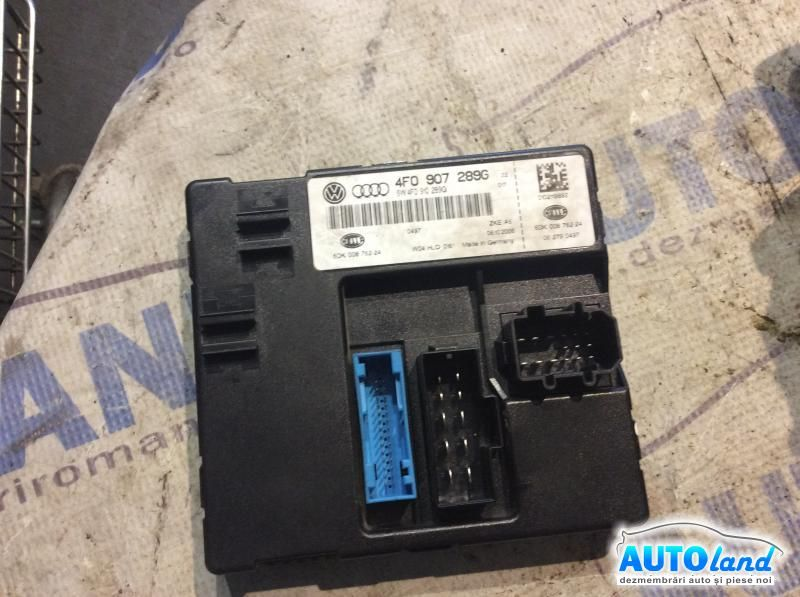Calculator Confort AUDI A6 (4F2,C6) 2004-2011 Cod 4F0907289G