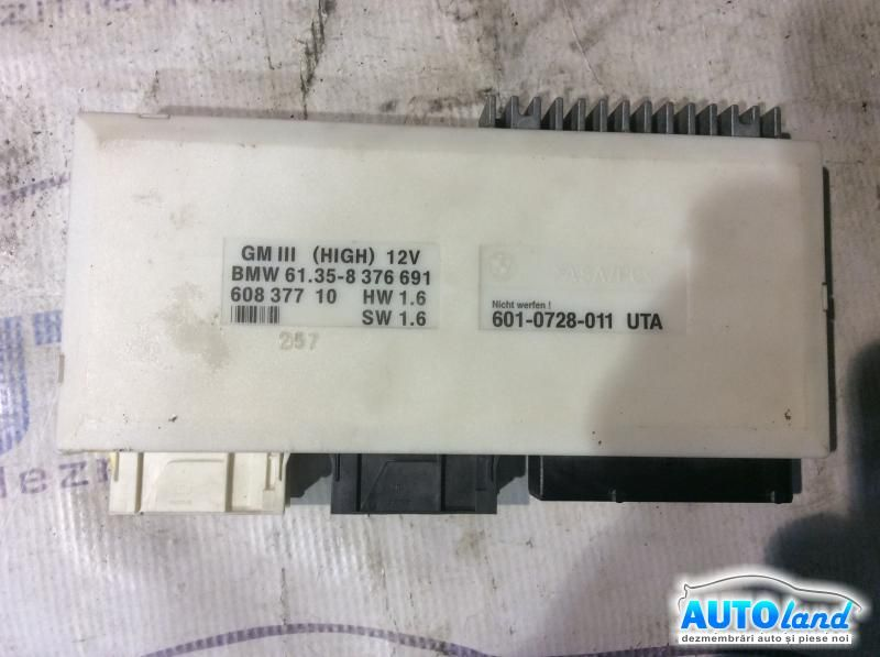 Calculator Confort BMW 5 (E39) 1995-2003 Cod 61358376691