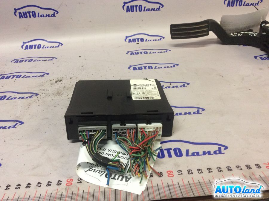 Calculator Confort NISSAN PRIMERA (P12) 2002-2019 Cod 5WK48122