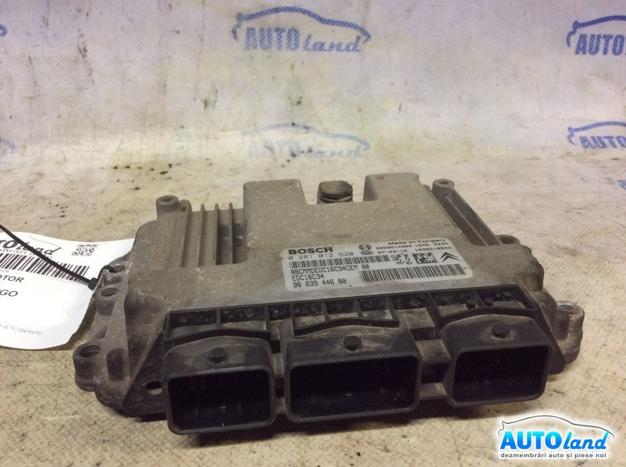Calculator Motor CITROEN BERLINGO 1996-2019 Cod 9663944680