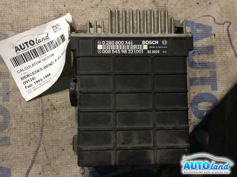 Calculator Motor MERCEDES-BENZ E-CLASS (W124) 1993-1995 Cod 0085459832