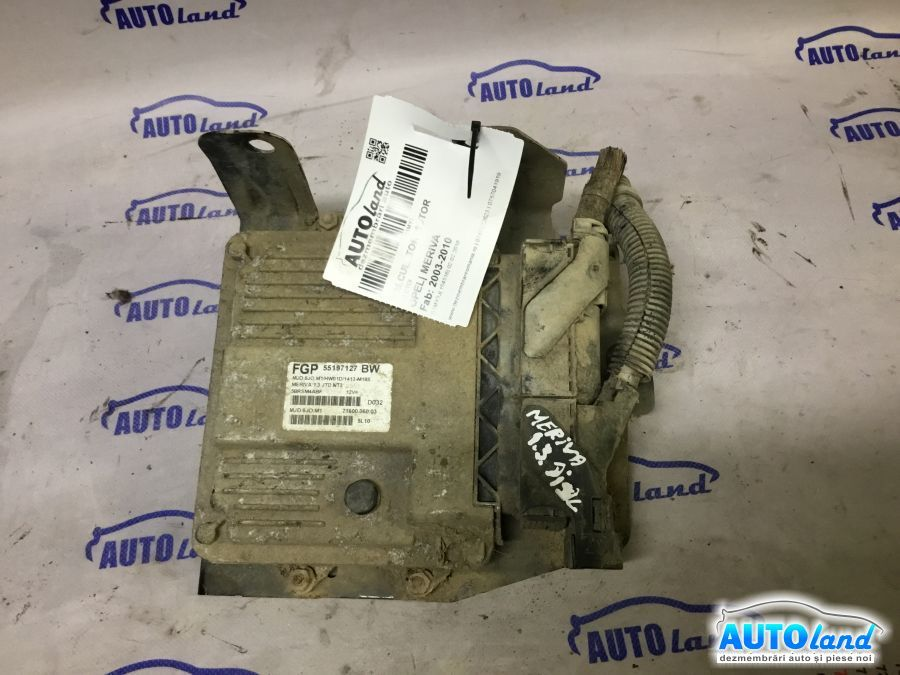 Calculator Motor OPEL MERIVA 2003-2010 Cod 55197127