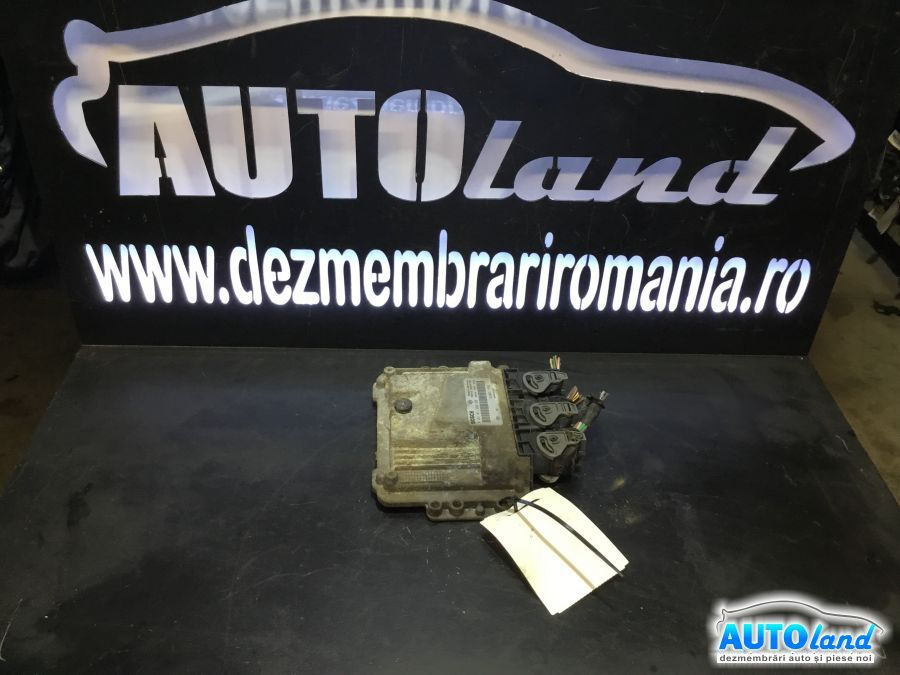 Calculator Motor RENAULT MASTER II bus (JD) 2003-2019 Cod 0281011940
