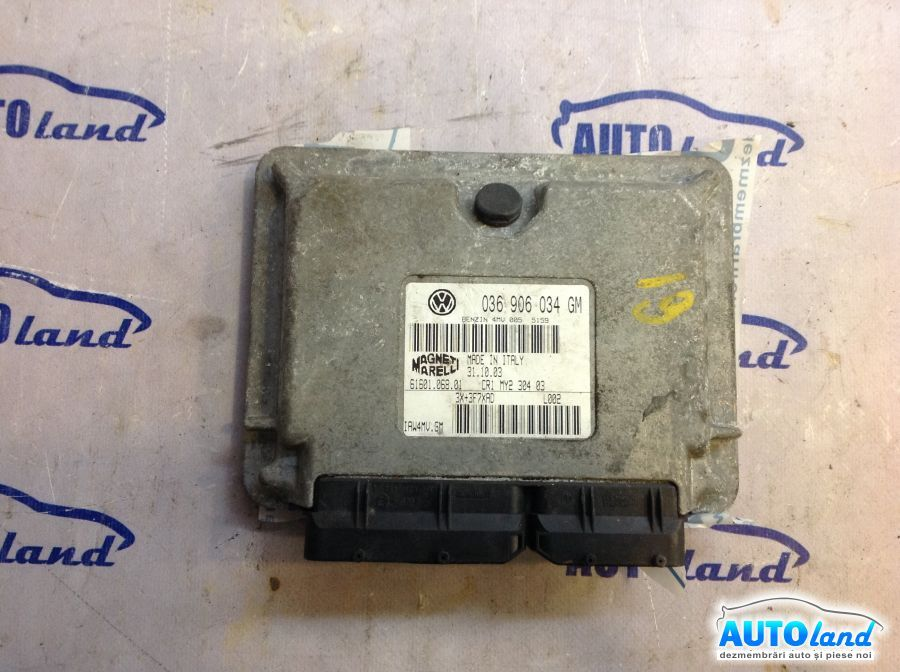 Calculator Motor SKODA FABIA (6Y2) 1999-2018 Cod 036906034GM