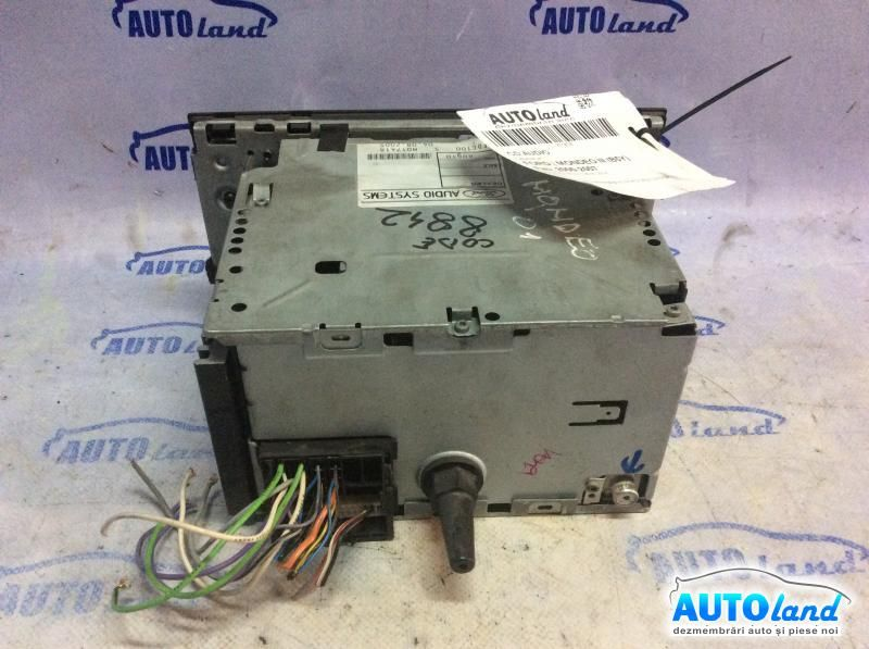 CD Audio FORD MONDEO III (B5Y) 2000-2003 Cod M017418