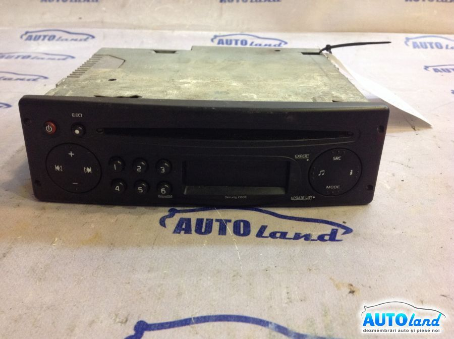 CD Audio VOLKSWAGEN BORA (1J2) 1998-2005 Cod 8200354519T