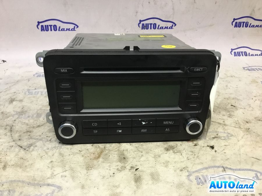 CD Audio VOLKSWAGEN PASSAT (3C2) 2005-2018