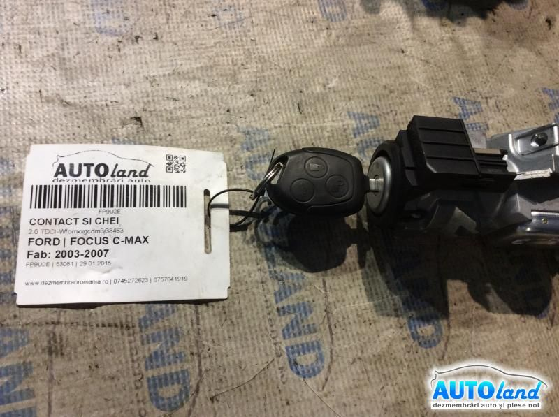 Contact si Chei FORD FOCUS C-MAX 2003-2007