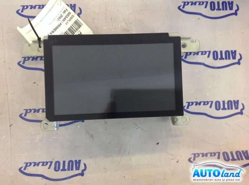 Display NISSAN PRIMERA (P12) 2002-2018 Cod DP7W3000P