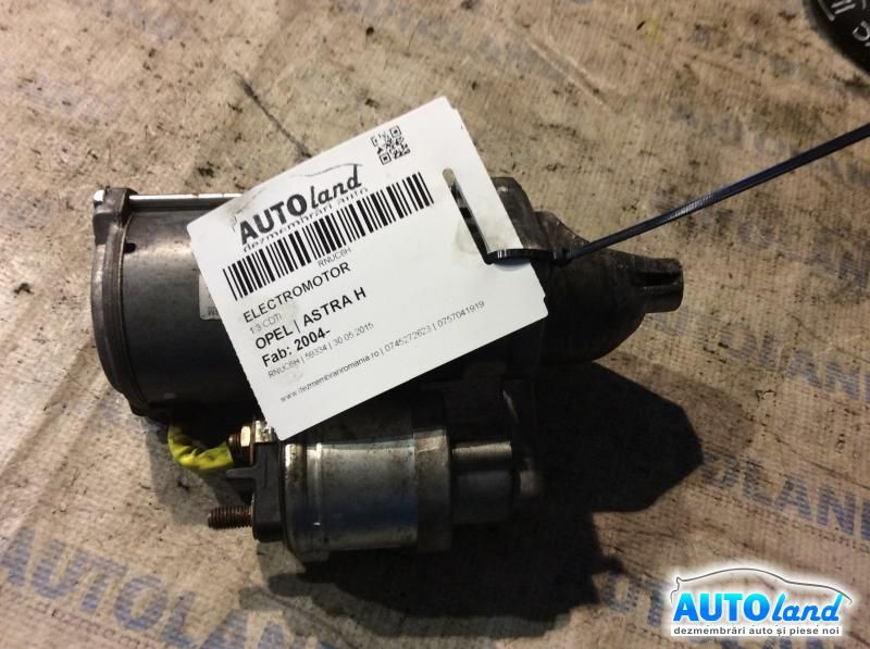 Electromotor OPEL ASTRA H 2004-2018 Cod 55564491