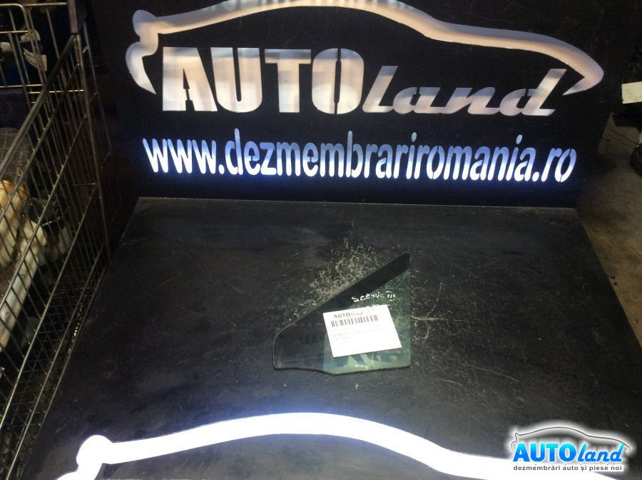 Geam Lateral RENAULT SCENIC III (JZ0/1_) 2009-2019