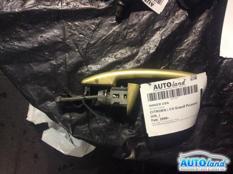 Maner Usa CITROEN C4 Grand Picasso (UA_) 2006-2018