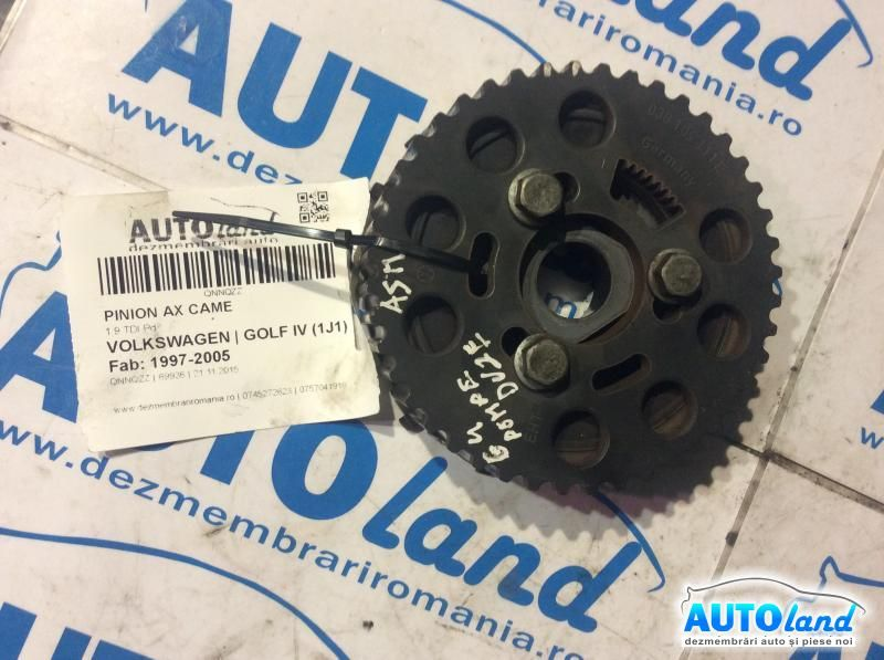 Pinion Ax Came VOLKSWAGEN GOLF IV (1J1) 1997-2005 Cod 03810911E