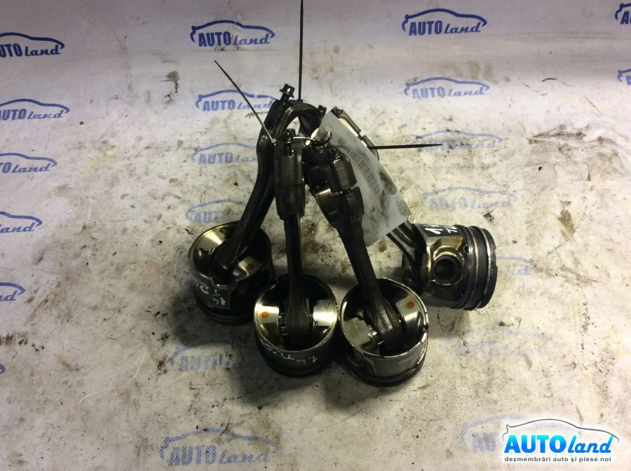 Piston FORD FIESTA V (JH_,JD_) 2001-2018