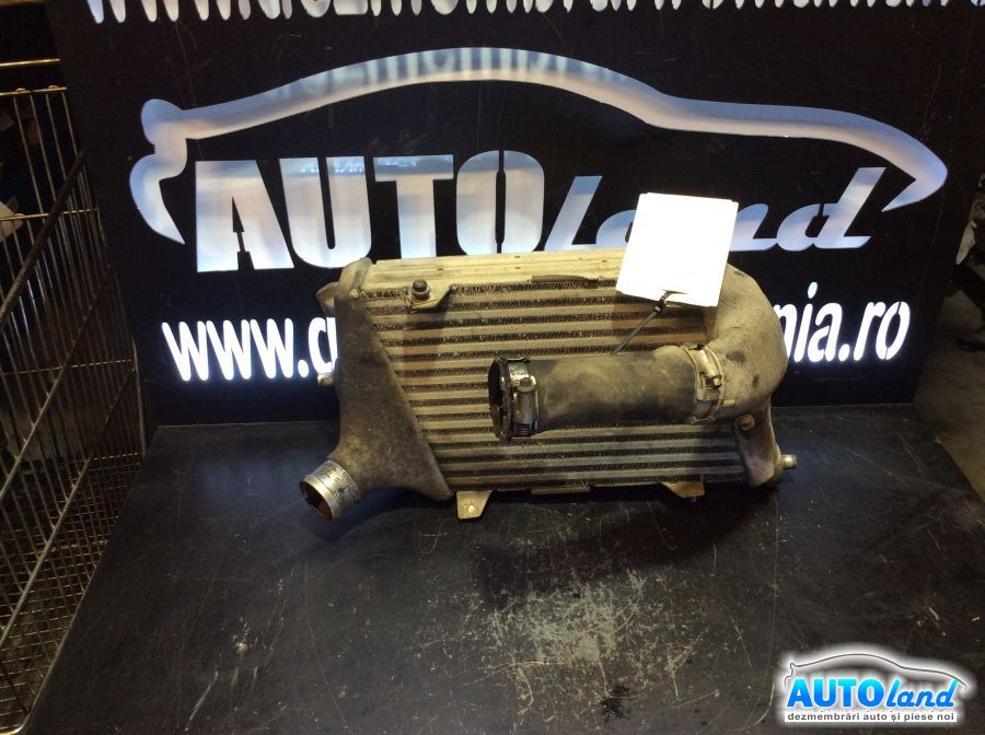 Radiator Intercooler AUDI A8 (4E_) 2002-2010