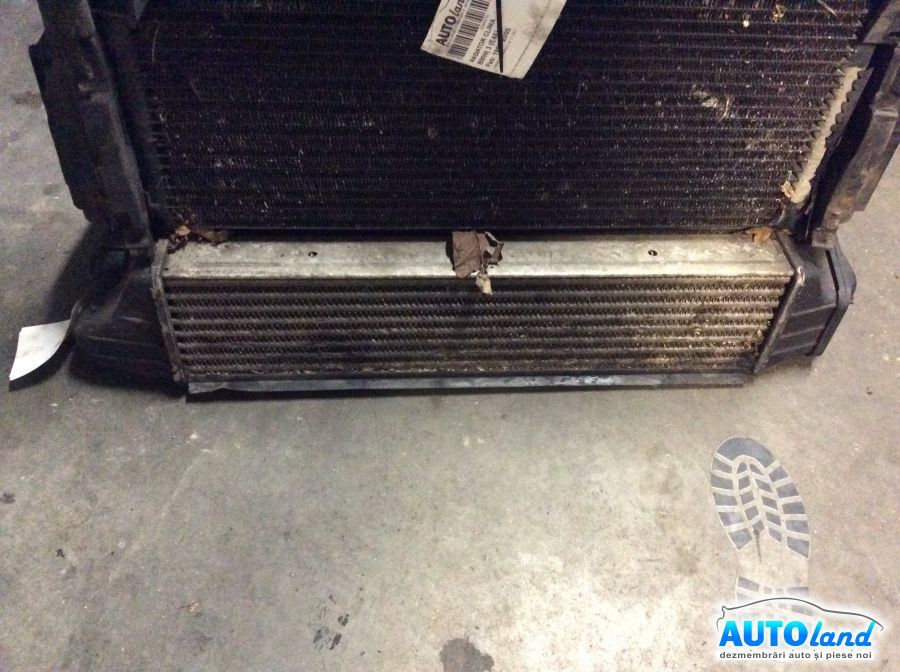 Radiator Intercooler BMW 3 (E46) 1999-2001