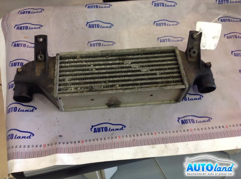 Radiator Intercooler FORD FOCUS (DAW,DBW) 1998-2001