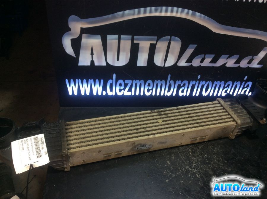 Radiator Intercooler MERCEDES-BENZ S-CLASS (W220) 1998-2005 Cod A2205000000