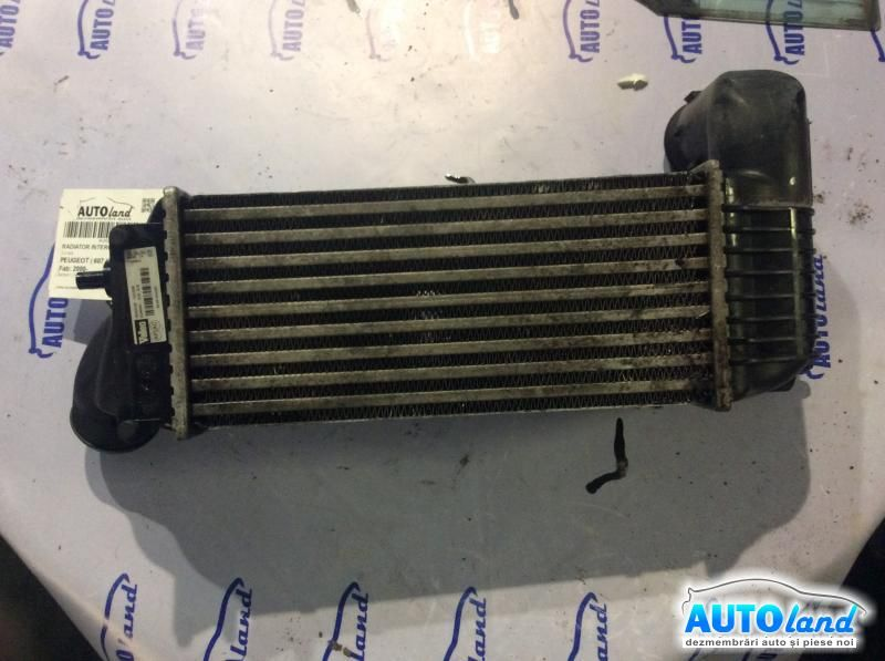 Radiator Intercooler PEUGEOT 607 (9D,9U) 2000-2017
