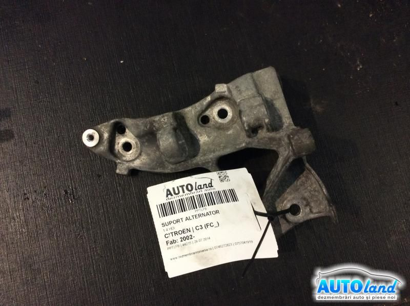Suport Alternator CITROEN C3 (FC_) 2002-2018 Cod 9653249480