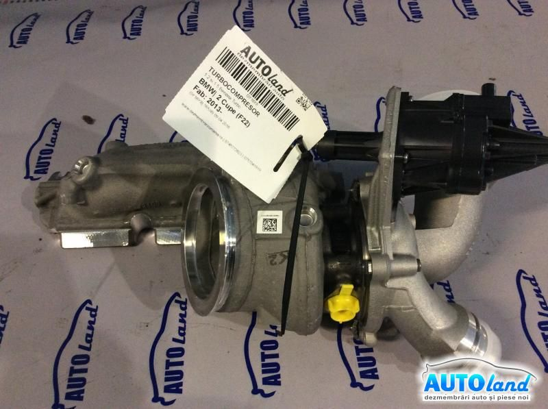 Turbocompresor BMW 2 Cupe (F22) 2013-2019 Cod 7636784