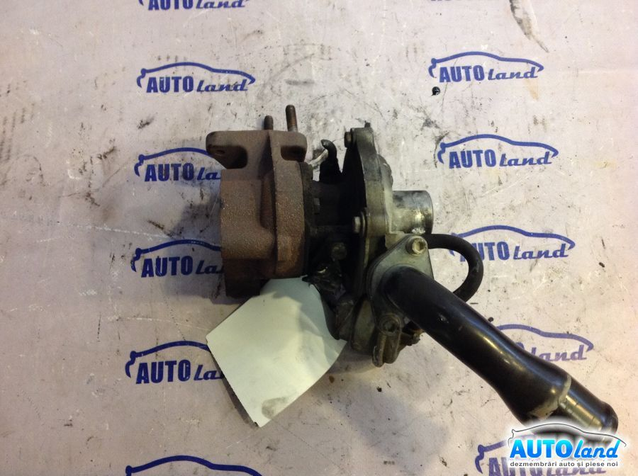 Turbocompresor FIAT DOBLO (119) 2001-2017 Cod 5435970005
