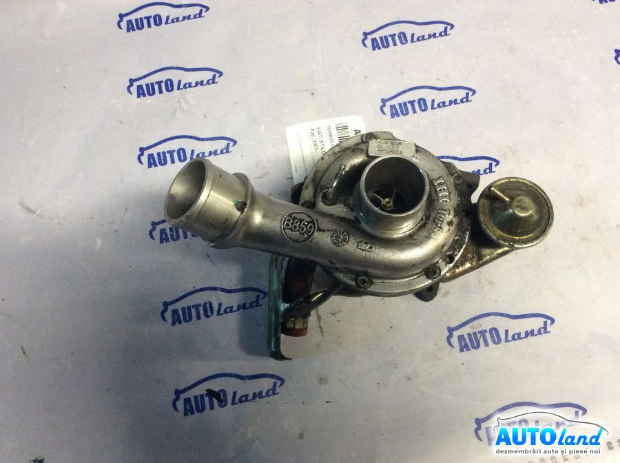 Turbocompresor FIAT STILO (192) 2001-2017 Cod 46556011