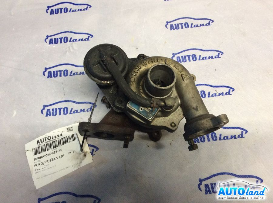 Turbocompresor FORD FIESTA V (JH_,JD_) 2001-2018 Cod 54359700007