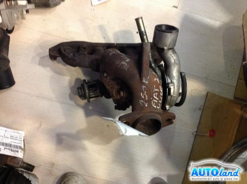 Turbocompresor PEUGEOT 806 (221) 1994-2002 Cod 9631536380